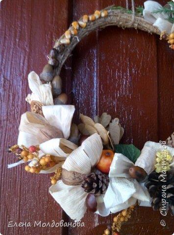 В каждом веночке или корзинке от 12 до 15 различных семян, плодов.  фото 6