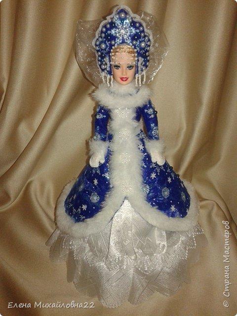 Кукла -шкатулка Весенняя фото 7