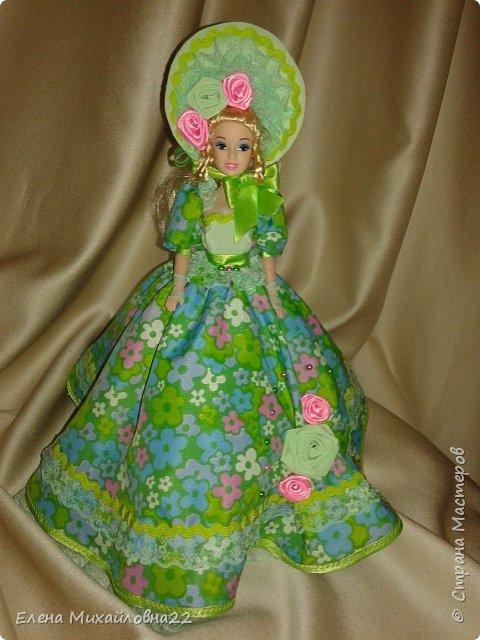 Кукла -шкатулка Весенняя фото 1