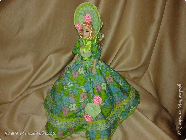 Кукла -шкатулка Весенняя фото 4