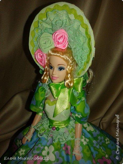 Кукла -шкатулка Весенняя фото 2