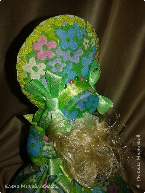 Кукла -шкатулка Весенняя фото 3