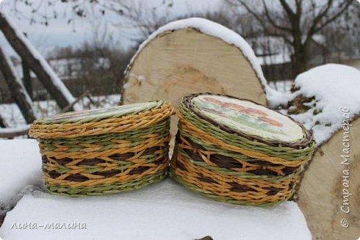 двойняшки шкатулки для ниток фото 2