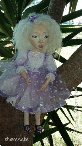 Коллекционная куколка Камилла ищет свой дом. фото 3