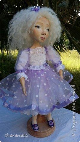 Коллекционная куколка Камилла ищет свой дом. фото 2