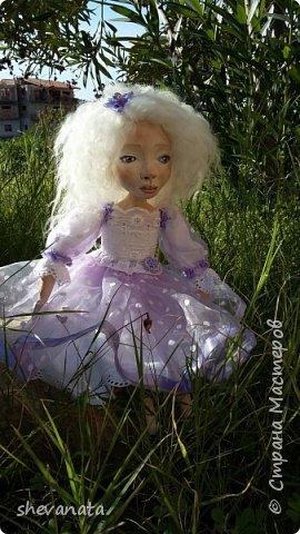 Коллекционная куколка Камилла ищет свой дом. фото 4