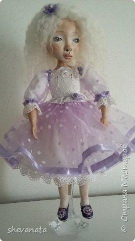 Коллекционная куколка Камилла ищет свой дом. фото 1