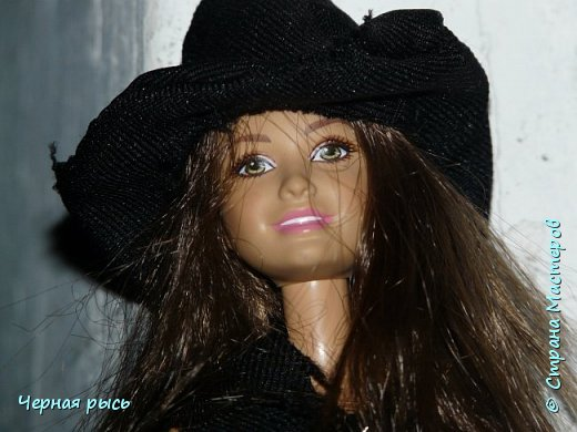 Здравстуйте,в августе  я выгуливала свою куклу Беллатрису. фото 1