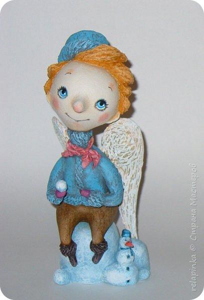 Немного зимних ангелов) фото 3