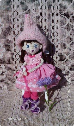 кукла розовое лето