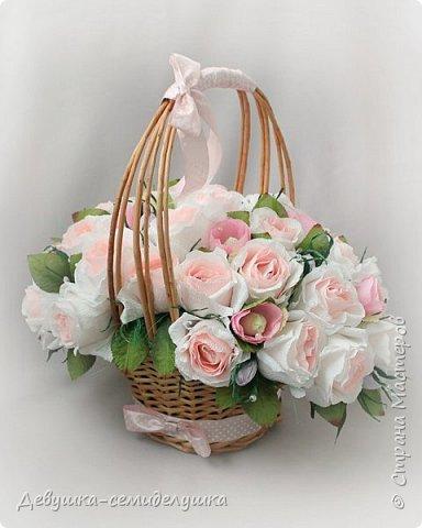 Букет «La Fleur» фото 1