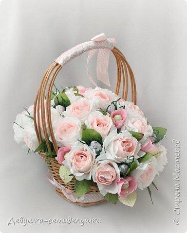 Букет «La Fleur» фото 3