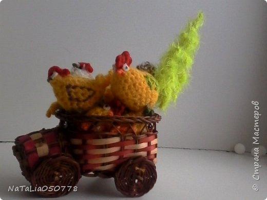 Цыплятки спешат на Новый  Год!!! фото 1