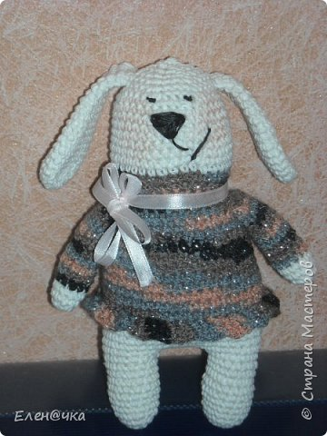 Заяц на зиму линяет, Шубку белу одевает.... фото 3