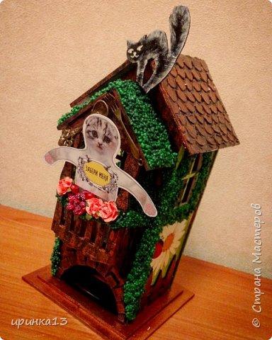 Добрый день творческие люди.Увидела у  http://stranamasterov.ru/node/833158?c=favorite чайные домики,и все понеслось.Теперь одариваю своих близких))) фото 6