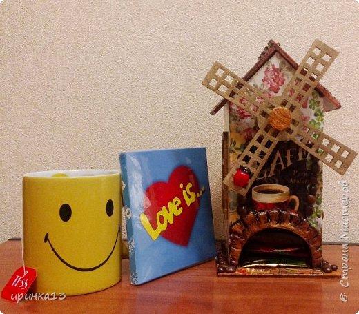 Добрый день творческие люди.Увидела у  http://stranamasterov.ru/node/833158?c=favorite чайные домики,и все понеслось.Теперь одариваю своих близких))) фото 2