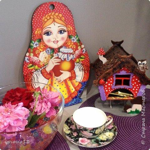 Добрый день творческие люди.Увидела у  http://stranamasterov.ru/node/833158?c=favorite чайные домики,и все понеслось.Теперь одариваю своих близких))) фото 1