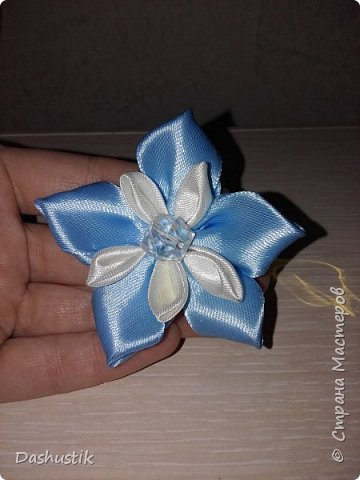 Голубой топиарий фото 4