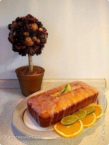 Этот кекс покорил сердца всей семьи! Он получается очень пропитанным, нежным, с ноткой цитруса. Рецепт очень простой, а результат изумительный! фото 10