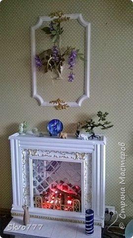 Камин декоративный фото 1