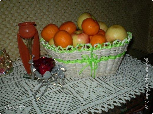 Корзинка под фрукты фото 5