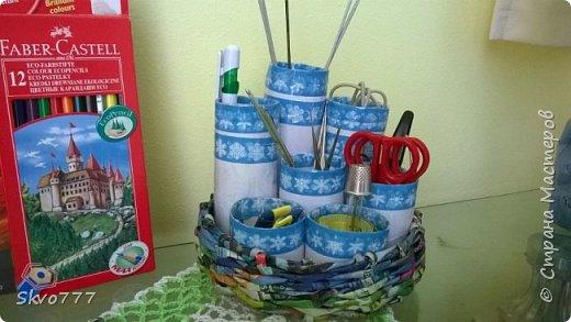 Шкатулка из картона. Декор фрагментами из салфетки,бантики из макаронных изделий фото 8