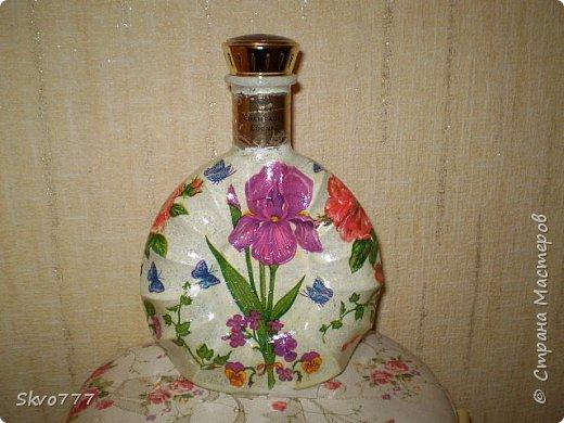Декор подставки под цветы фото 7