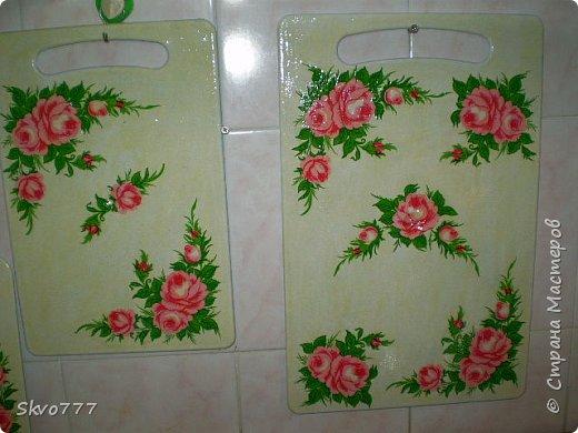 Декор подставки под цветы фото 6
