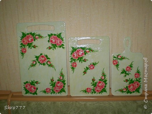 Декор подставки под цветы фото 5