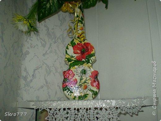 Декор подставки под цветы фото 3
