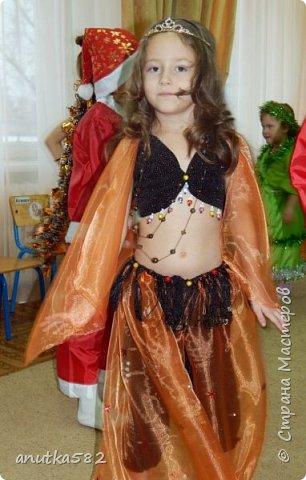 сшила костюм восточной красавицы фото 2