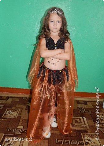 сшила костюм восточной красавицы фото 3