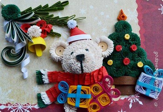 Всем Здравствуйте! Всем желаю вдохновения, и новогоднего настроения! У нас уже сугробы, а у Вас?  фото 12