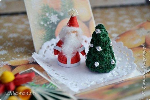 Всем Здравствуйте! Всем желаю вдохновения, и новогоднего настроения! У нас уже сугробы, а у Вас?  фото 25