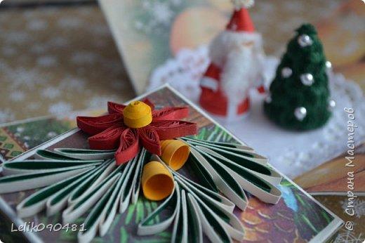 Всем Здравствуйте! Всем желаю вдохновения, и новогоднего настроения! У нас уже сугробы, а у Вас?  фото 26