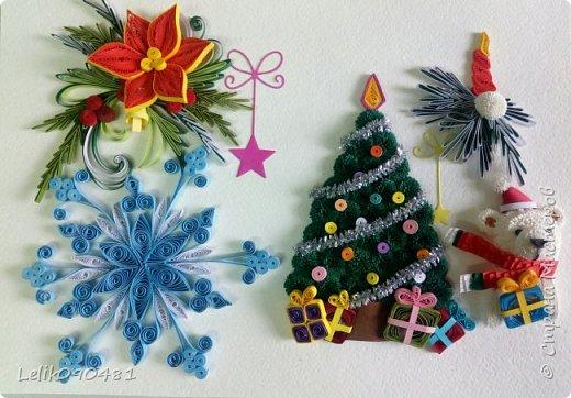 Всем Здравствуйте! Всем желаю вдохновения, и новогоднего настроения! У нас уже сугробы, а у Вас?  фото 28