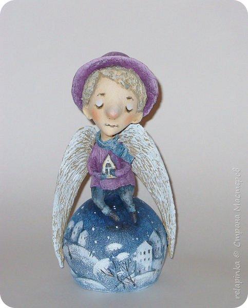 Немного зимних ангелов) фото 4