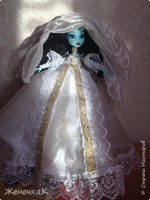 Невеста из одноименного мульта Тима Бертона.  фото 1