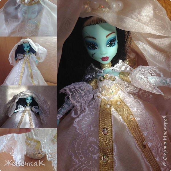 Невеста из одноименного мульта Тима Бертона.  фото 3