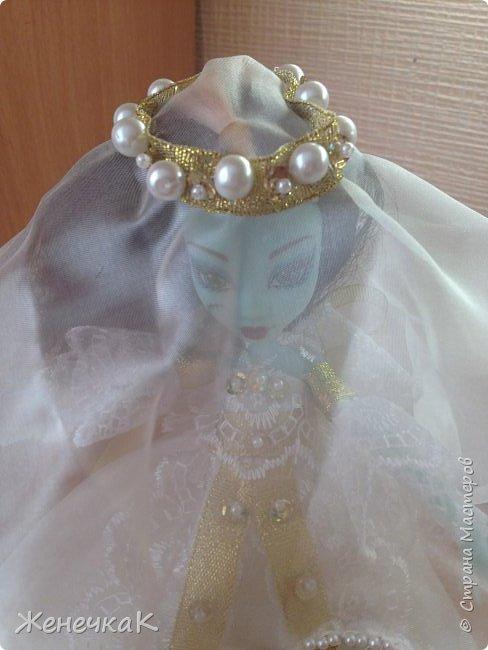 Невеста из одноименного мульта Тима Бертона.  фото 4