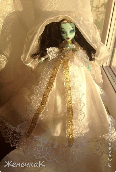 Невеста из одноименного мульта Тима Бертона.  фото 8