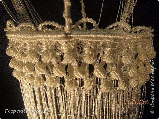 Предлагаю мой МК по плетению такой корзинки-конфетницы. Если судить по датам на фото, то МК сделал за 8 дней. Если без МК, то такую работу делаю за 2 дня. фото 86