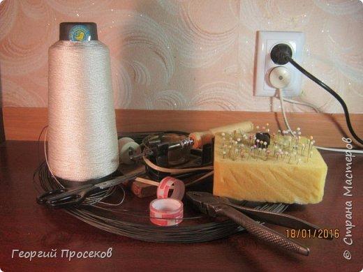 Предлагаю мой МК по плетению такой корзинки-конфетницы. Если судить по датам на фото, то МК сделал за 8 дней. Если без МК, то такую работу делаю за 2 дня. фото 3