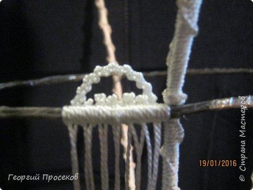 Предлагаю мой МК по плетению такой корзинки-конфетницы. Если судить по датам на фото, то МК сделал за 8 дней. Если без МК, то такую работу делаю за 2 дня. фото 54