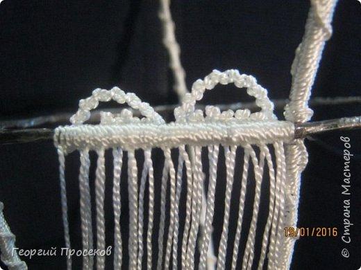 Предлагаю мой МК по плетению такой корзинки-конфетницы. Если судить по датам на фото, то МК сделал за 8 дней. Если без МК, то такую работу делаю за 2 дня. фото 55