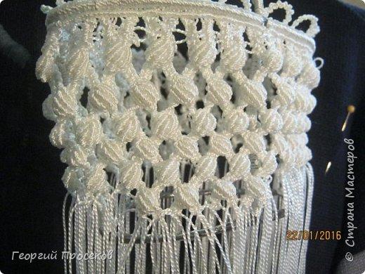 Предлагаю мой МК по плетению такой корзинки-конфетницы. Если судить по датам на фото, то МК сделал за 8 дней. Если без МК, то такую работу делаю за 2 дня. фото 95