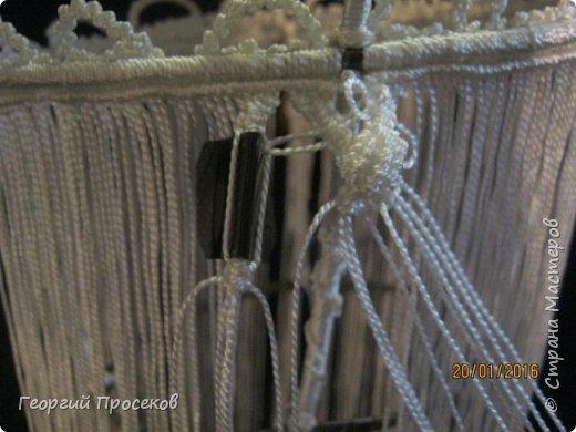 Предлагаю мой МК по плетению такой корзинки-конфетницы. Если судить по датам на фото, то МК сделал за 8 дней. Если без МК, то такую работу делаю за 2 дня. фото 71