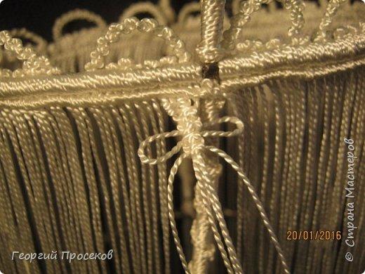 Предлагаю мой МК по плетению такой корзинки-конфетницы. Если судить по датам на фото, то МК сделал за 8 дней. Если без МК, то такую работу делаю за 2 дня. фото 63