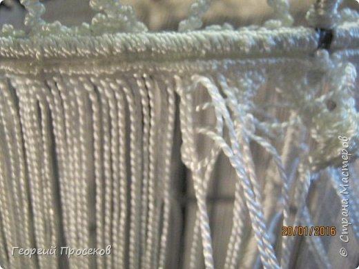 Предлагаю мой МК по плетению такой корзинки-конфетницы. Если судить по датам на фото, то МК сделал за 8 дней. Если без МК, то такую работу делаю за 2 дня. фото 72