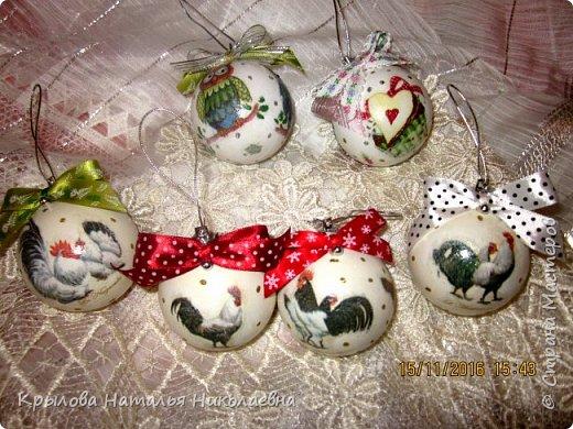 Новогодние игрушки. фото 14
